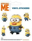 Despicable Me Crazy Minons Sticker Set 10x12.5cm