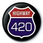 New Highway 420 Badge