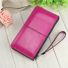 Long Candy Color Female Hand Bag Ms' Trifold Women's Wallet