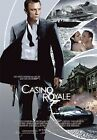 Home Wall Art Print - Vintage Movie Film Poster - CASINO ROYALE 4 - A4,A3,A2,A1 £5.99 GBP on eBay