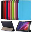 "Colorful Thin PU Leather Stand Case Cover For 7.9""Asus Zenpad Z8 ZT581KL+Film"