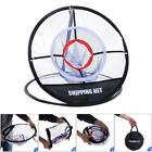 New Portable 20'' Golf Training Chipping Net Hitting Aid Practice In Outdoor Bag