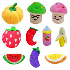 New Cute Dog Toy Pet Puppy Chew Squeaker Squeaky Sound Watermelon Funny Toys RD