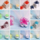 36 pcs Pre-Made Ribbon BOWS for Wedding Party FAVORS Decorations Supplies BULK