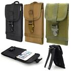 Внешний вид - Universal Molle Army Tactical Cell Phone Smartphone Waist Pouch Bag Case Cover
