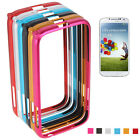 Aluminum Alloy Bumper Frame Cover & Case for Samsung Galaxy S 4 / IV i9500
