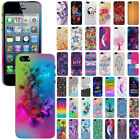 For Apple iPhone 5 5S/ Iphone SE Design Protector Hard Back Case Cover Skin