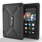 For Amazon Kindle Fire HD 6 Poetic Revolution Dual Layer Shockproof Protector
