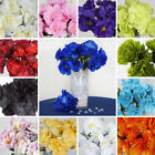 60 pcs Silk PEONY Flowers for Wedding Bouquets Centerpieces Supplies
