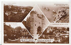 Isle of Wight Postcard - Beauty Spots of Isle of Wight - Real Photograph   A6151