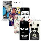 For Alcatel One Touch Idol Alpha OT6032 6032 6032A TCL S860 Hard Cover Case Owl