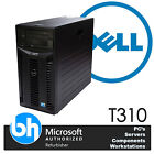 Dell Quad Core Tower Server PowerEdge T310 Xeon X3450 Customisable RAM HDD