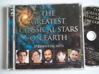 460 390-2 VARIOUS ARTISTS The Greatest Classical Stars on Earth 2x CD