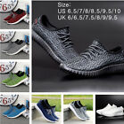 New Men's Yeezy High Top Sneakers Lace Up Sport Breathable Casual  Fashion Shoes