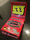 ISTOX 1/12 Stock Car Large Shale Style Wing Unpainted Lexan F1 F2 Mardave