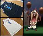 Taz Tasmanian Devil Basketball Jersey Tune Squad Space Jam Movie Stiched Shirt