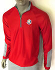 2016 Ryder Cup Under Armour UA ColorBlock Mock 1/4 Zip Pullover $90 (Red)