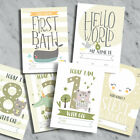 Personalised Photo Xmas • Christmas Cards • Folded or Postcards • With Envelopes