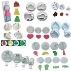 Fondant Cake Cookies Cutter Mold Sugarcraft Decorating Paste Mould DIY Tool #w