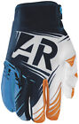 Answer Alpha Air 2015 MX Offroad Gloves Blue/Orange