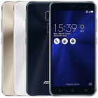 "ASUS ZenFone 3 ZE552KL Black (Factory Unlocked) 4GB 64GB 5.5"" HD 16MP Dual Sim"