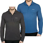 40% OFF RRP Craghoppers Mens NosiLife Nemla Long Sleeved Polo Shirt Performace