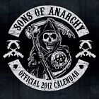 Sons of Anarchy Kalender 2017 quadratisch 30 x 30 cm