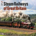 Steam Railways of Great Britain Kalender 2017 quadratisch 30 x 30 cm