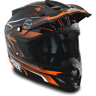 Answer Comet React 2013 MX/Offroad Helmet Black/Orange
