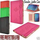"""Smart Flip Leather Stand Case Cover For Samsung Galaxy Tab A6 7"""" 10.1"""" T580 9.7"""""""