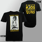 Authentic PEARL JAM Choices Girl With Gun T-SHIRT S M L XL NEW