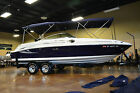 2006 Sea Ray Sundeck 240 NO RESERVE Boat is VERY Clean 98 Hours 1 Owner Trade In