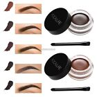 Waterproof Long Lasting Eyeliner Eyebrow With Brush Makeup Cosmetic N98B