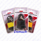 New Safety Security Outdoor 40mm WATERPROOF PADLOCK Heavy Duty With 2 KEYS UK ✔
