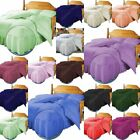All Frill Special Sizes-King Size FITTED VALANCE SHEETS Plain All Colors Longer