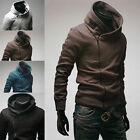 Newest Mens Creed Hoodie Cool Slim Cosplay For Assassins Jacket Costume Coat New