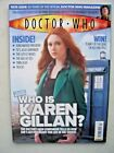 Doctor Who Magazine issue 410 Who is Karen Gillan?