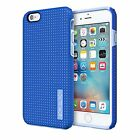 iPhone 6/6S Case, Incipio DualPro Highwire Case fits both For Apple Pink/Blue