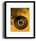 Neil Young - ROCKING IN THE FREE WORLD - Song Lyric Art Quote - PRINT POSTER