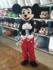 New Mickey and Minnie Mouse Mascot Costume Fancy Party Dress Halloween