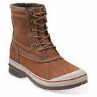 Clarks Milwright Hi Men's Leather Waterproof Boots 26113059 Tan - Size 7 - 13