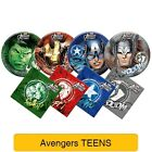 AVENGERS TEEN Birthday Party Range (Tableware & Decorations, Balloons) Marvel