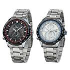 CURREN Men's Luxury Wristwatches Fashion Casual Stainless Steel Watches Hot