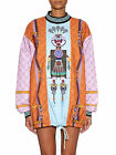 ADIDAS Originals Mary Katrantzou Vintage Oversized Pullover Windbreaker Top