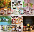 Luxury Scented Fragrance Country Candle Glass Jar Lid 139X85mm 80hrs Burn Time