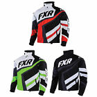 FXR Racing Snowmobile Cold Cross Jacket w/ Removable Insulated Liner Size M-2XL