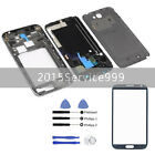 NEW Full Housing Case cover + Screen Glass For Samsung Galaxy Note 2 II N7100