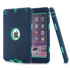 For iPad 2 3 4 &mini 1 2 3 4 Shockproof Armor Military Heavy Duty Case Cover