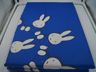 miffy Licensed  Blue Cartoon Cotton Duvet cover Brand Cute Quality 200X230cm