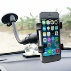 Universal 360° Rotating Car Windshield Mount Holder Stand Bracket for CELL Phone